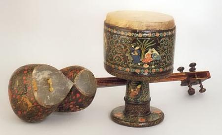 Bild für Kategorie Persian Instruments