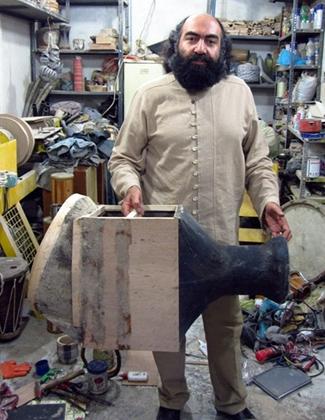 Bilder für Hersteller Ehsan Tayebi