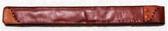 Bild von leather cover for 2 Neys-type-1
