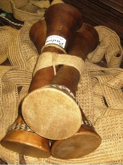 Bild von Kasooreh Bandari percussion