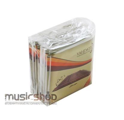 Bild von Complete set of strings of santur