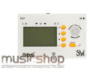 Bild von Rohab(First Quarter Tone Tuner/Metronome)Back light