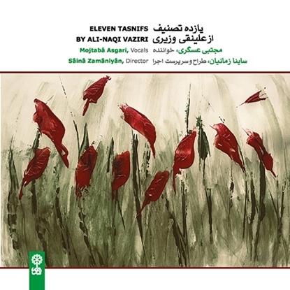 Bild von Eleven Tasnifs by Ali-Naqi Vaziri
